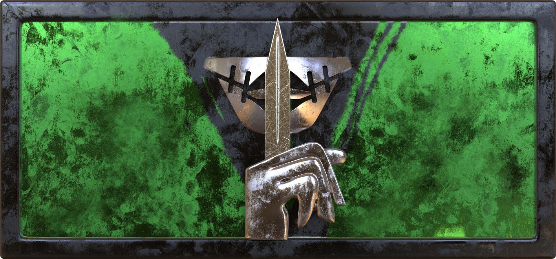 Artstation Caveira S Icon 3d Rainbow Six Siege Ninb Adam