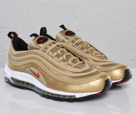 best website 1f87e 35a13 Nike Air Max 97 (yours were blue and i was obsessed with them) squeezed my  big size 8 into them