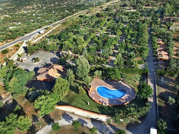 Camping El Sur Anwb Camping Andalusië Camping Spanje