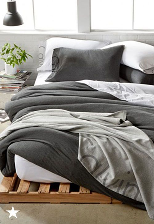 Introducing The Most Comfortable Sheets Ever Calvin Klein Modern Cotton Body Bedding Like A Well Worn T Shirt This Collection Is Crafted With Soft