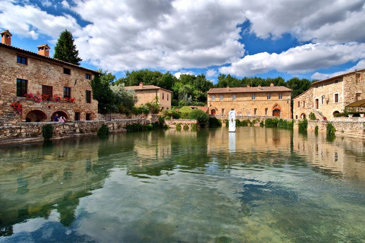 Hot Springs In Southern Tuscany Tuscany The Places Youll Go Italy