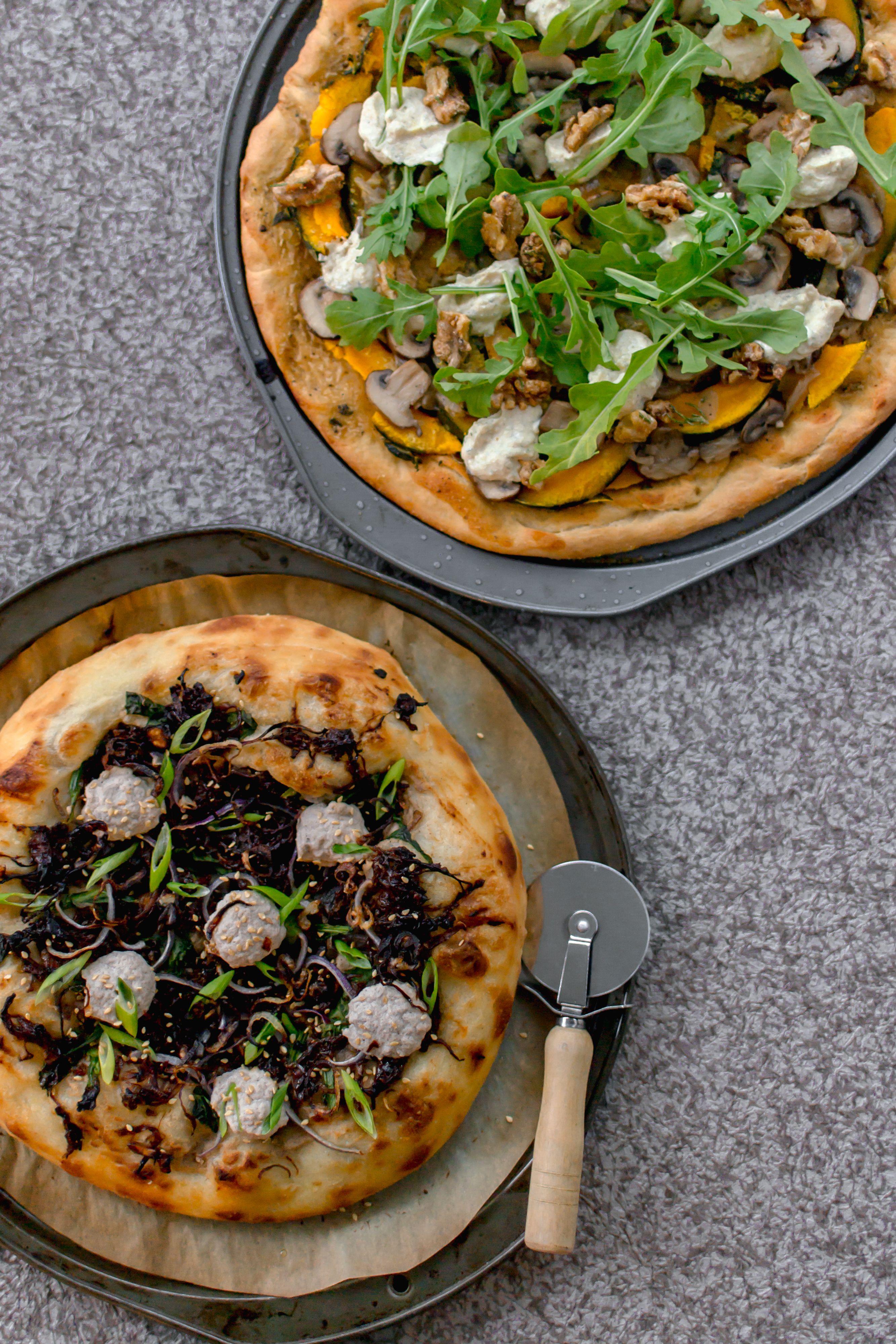 Vegan Pizza With Pizzazz Radiant Rachels Recipes Vegan