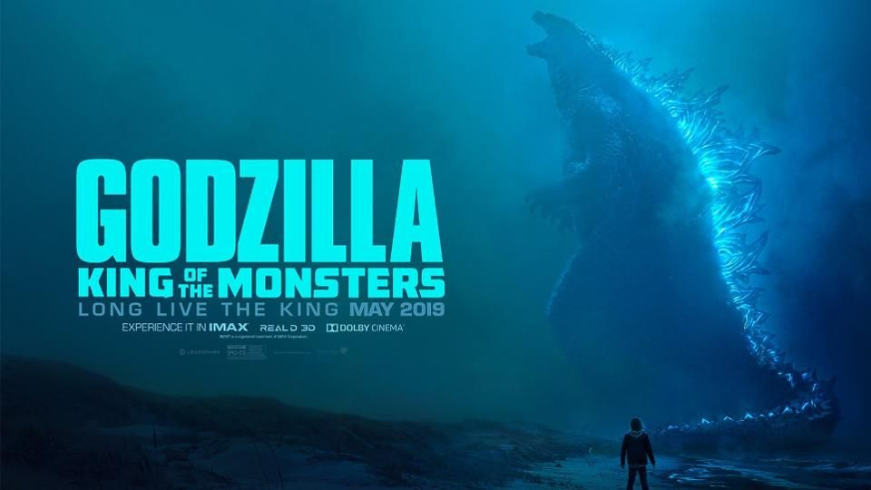 This Was Very Entertaining Nearly All Screen Time Had Monsters Great Graphics Godzilla Monster Movie Monsters