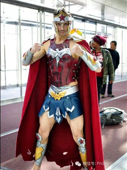 Wonder Man inspiration | Cosplay Inspirations | Wonder ...