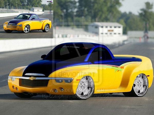 Chevrolet Ssr Photos Google Search Chevrolet Ssr Chevy Ssr