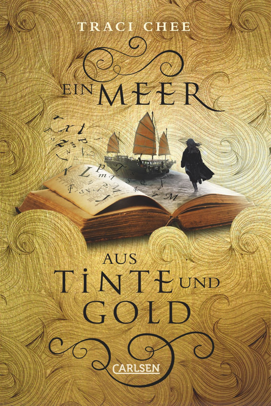 German The Reader By Traci Chee Bucher Bucher Neuerscheinungen