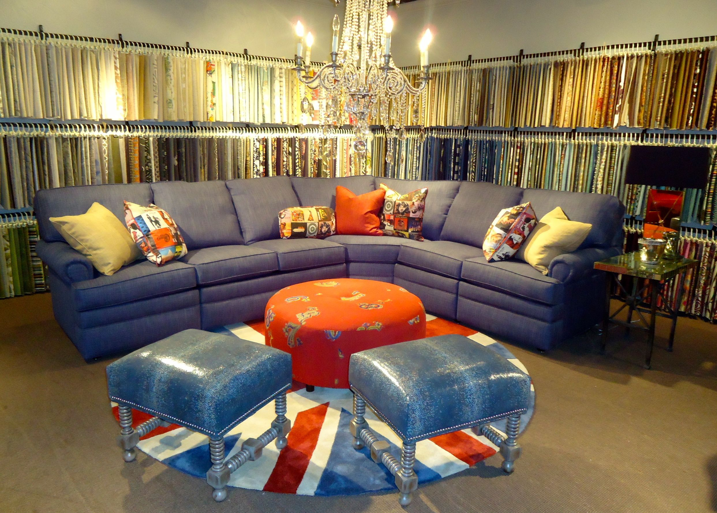 @Norwalk Furniture #Sofa Silver Leather Covering With Nail Heads | Cool  Furniture | Pinterest | Nail Head, Norwalk Furniture And Living Rooms