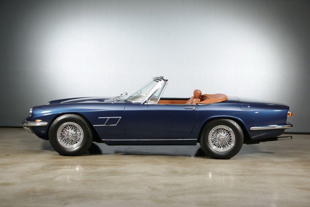 1966 Maserati Mistral 4000 Spider