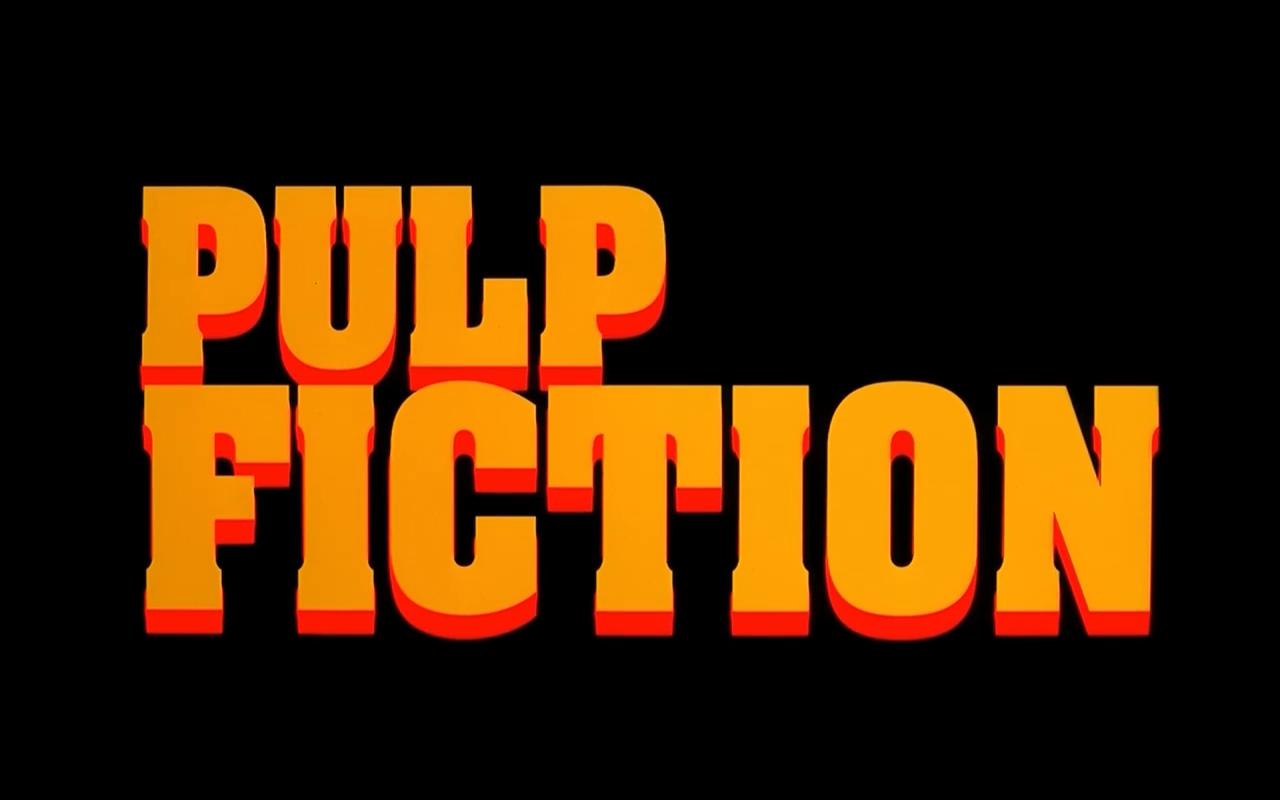 Hellredsky Pulp Fiction Pulp Fiction Soundtrack Fiction