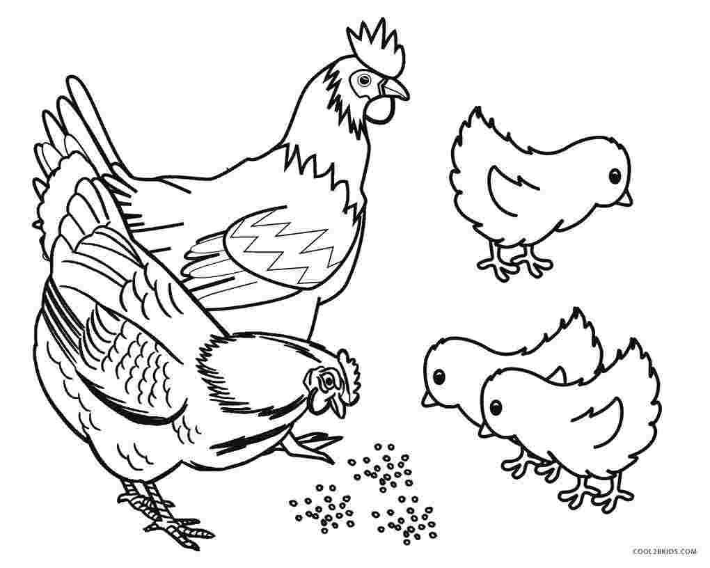 Farm animals coloring pages to print in 8  Farm animal