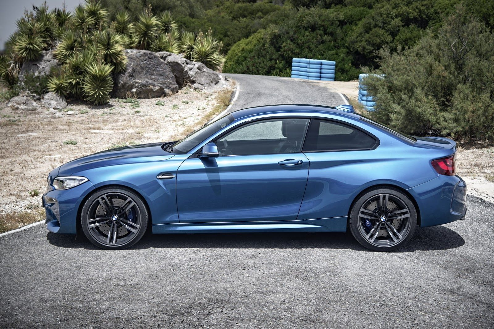 2016 Bmw M2 Coupe All The Official Details And 64 Photos Carscoops Bmw M2 Bmw Coupe Bmw