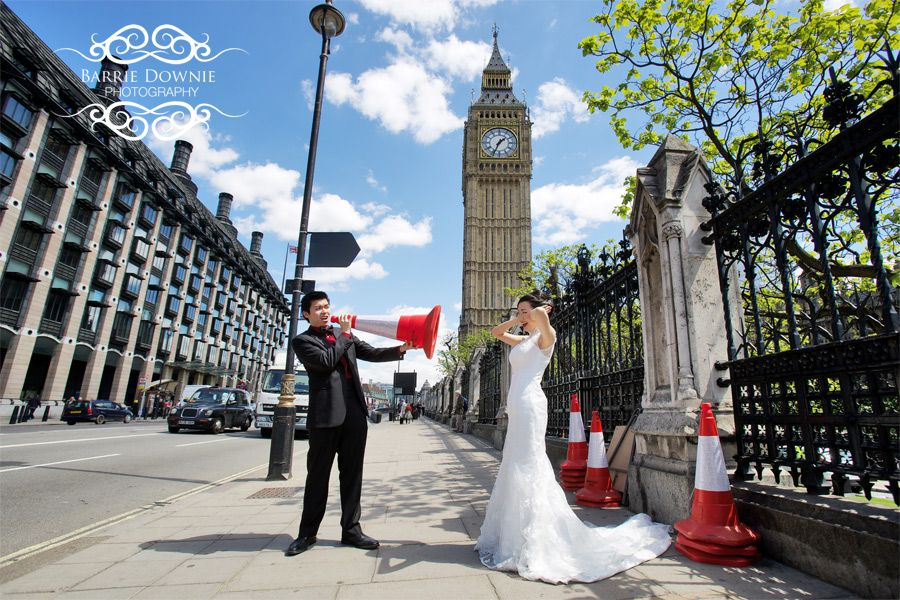 Pre Wedding Photoshoot In London With Steven And Elaine