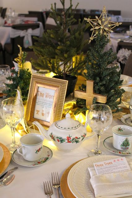 The Tale Of Three Trees Activity Pack Christmas Party Themes