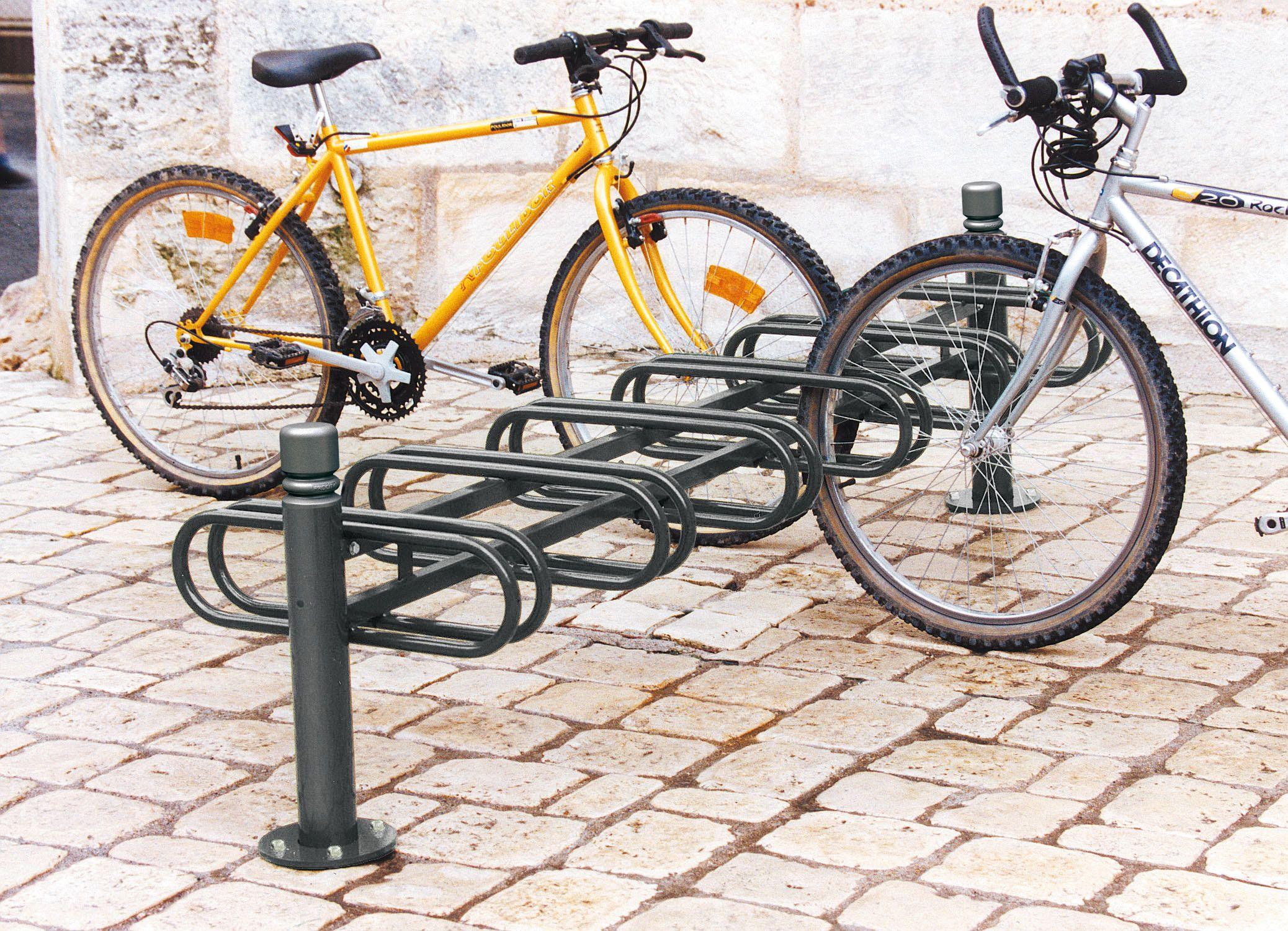 Modular Decorative Bicycle Racks