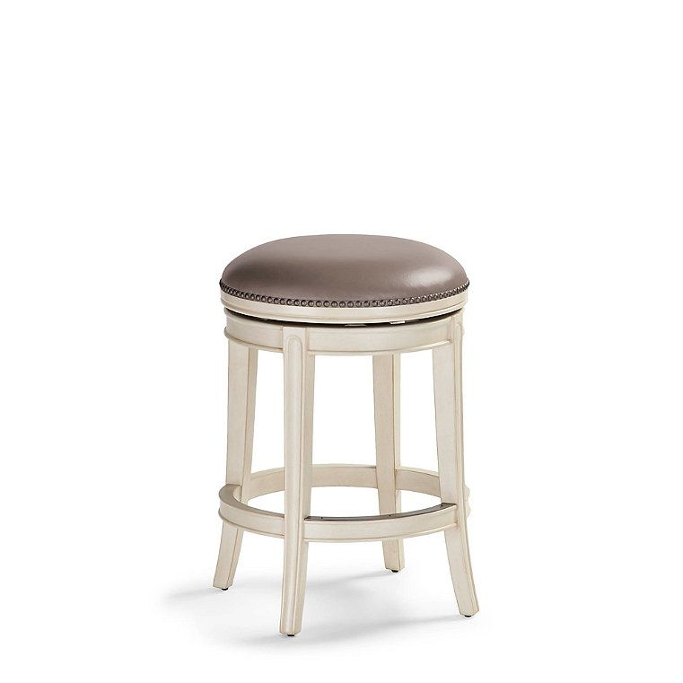 Henning Backless Swivel Bar Counter Stool In 2020 Counter Stools Backless Counter Stools Swivel Counter Stools