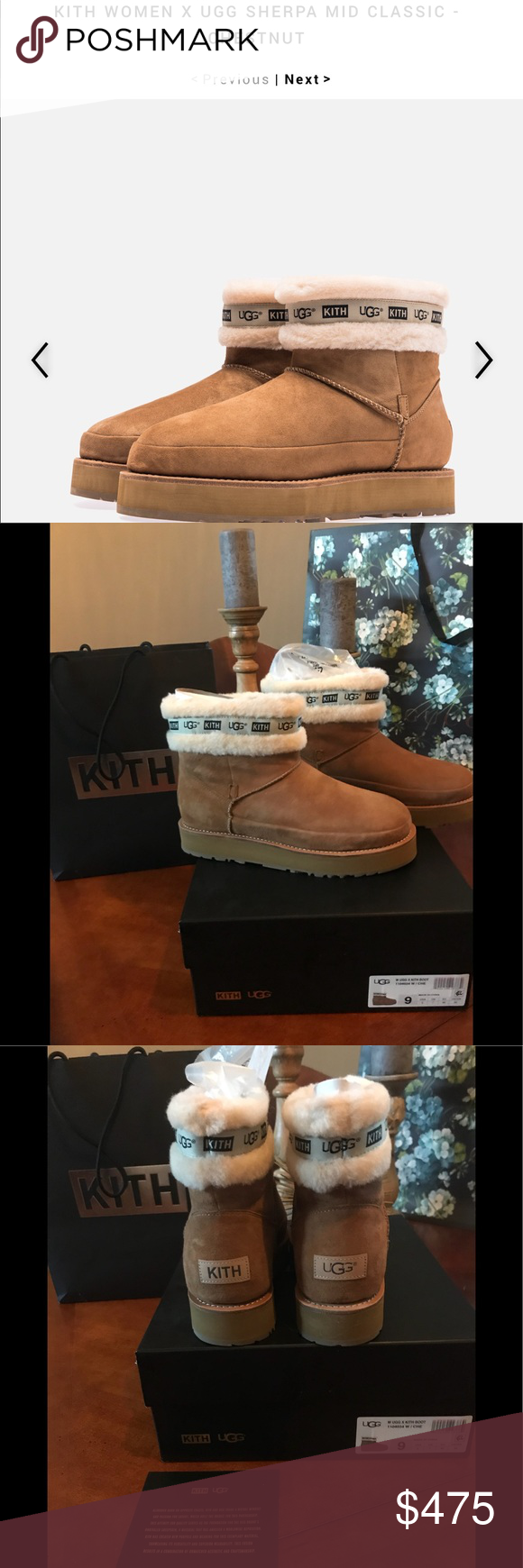 d21ff858d89 Kith Women's X Ugg SOLD OUT!!! Kith Women's X Ugg collaboration. I ...