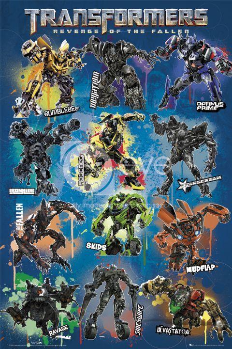 Transformer Revenge Of The Fallen Transformers Original