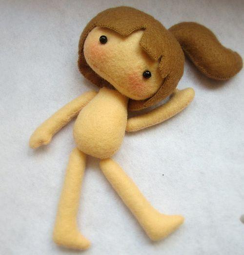 Taller de fieltro desde cero: cómo hacer patrones de figuras con relleno | Aprender manualidades es facilisimo.com #fieltromanualidades