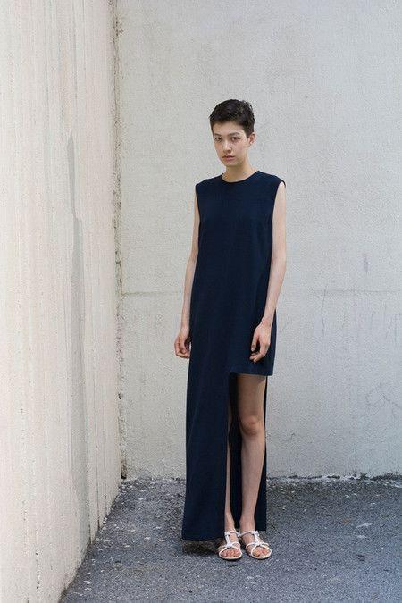 f41d515a5ee Nomia Cut Out Hem Dress
