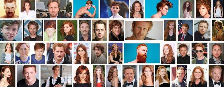 Redhead family tree