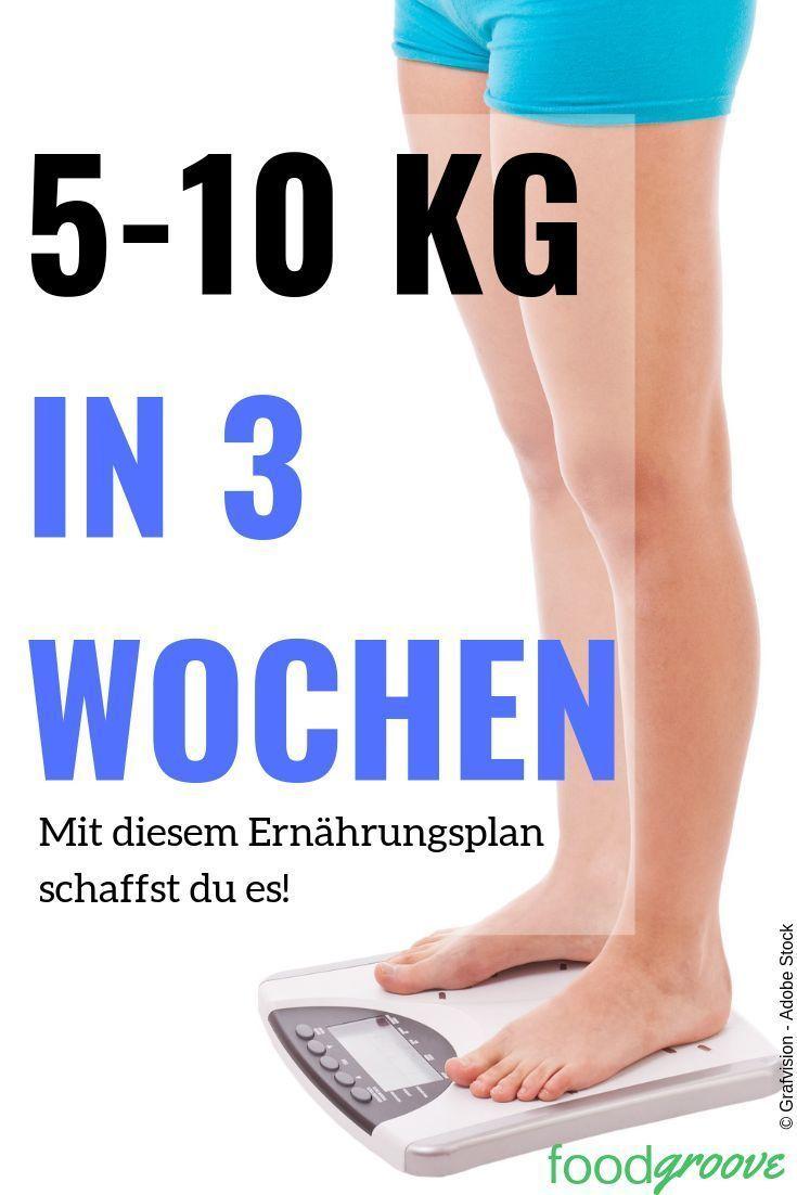 Photo of So nimmst du in 3 Wochen 5 – 10 Kg ab! – Foodgroove