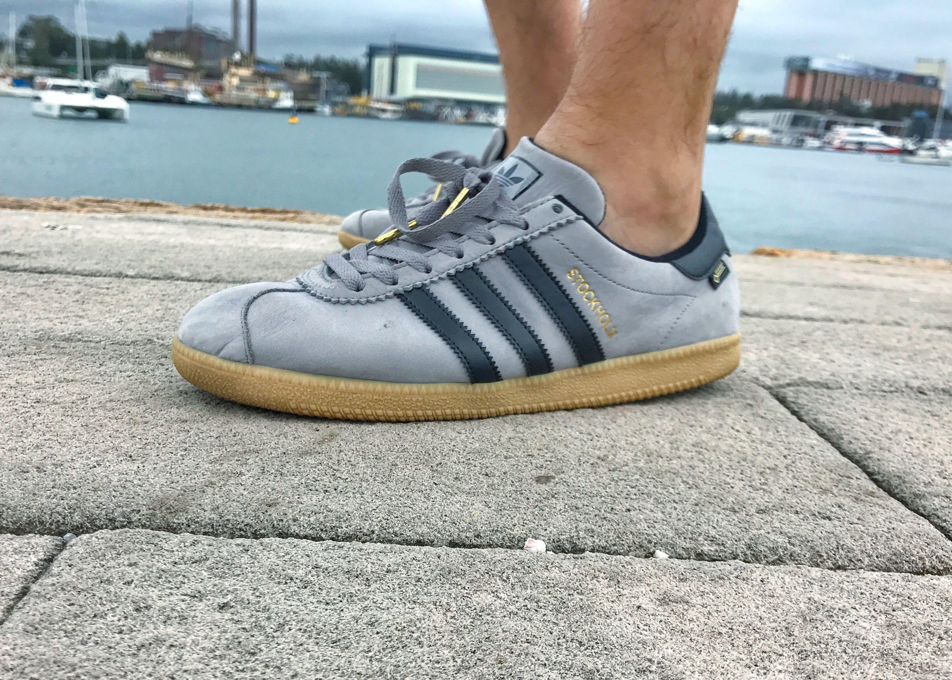 high fashion latest meet adidas Originals Stockholm GTX | Sneakers: adidas City ...