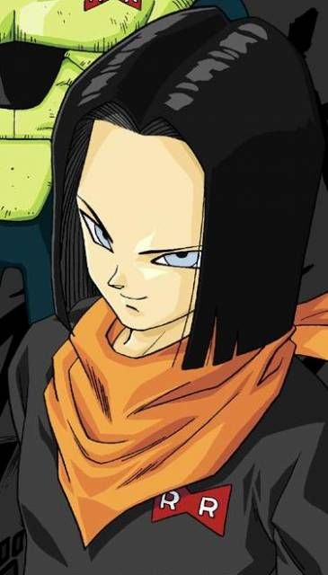 Image result for android 17 dbs pinterest