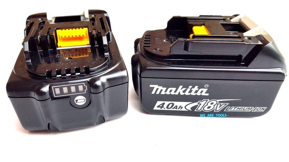 Genuine Makita BL1840B 18V 4.0Ah Lithium Ion LXT Battery Li-Ion Volt