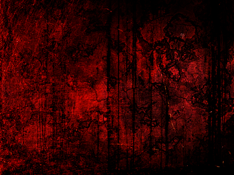 Gothic Wallpaper Pattern Red Black Hazy Graphic