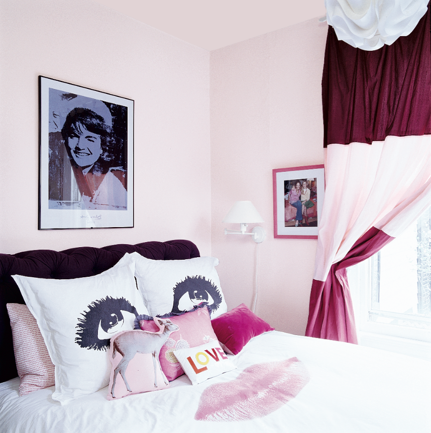 This Luxe Bedroom Features Age Ropriate Glam For A With Witty French Eyes