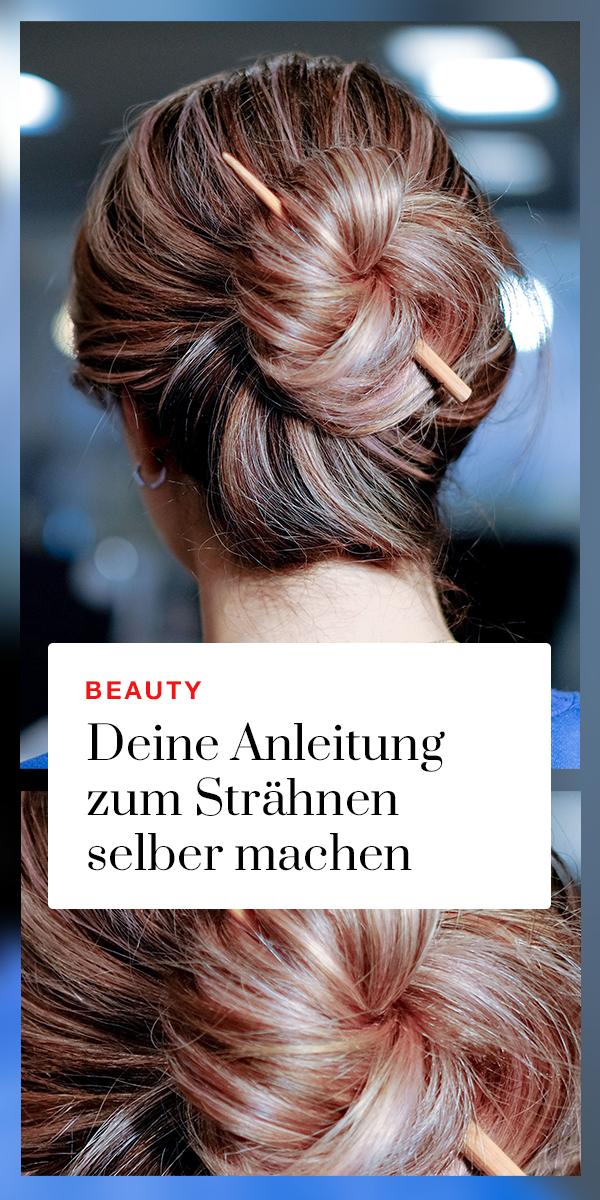 Strähnchen verleihen deinem Haar neuen Glanz, sorgen