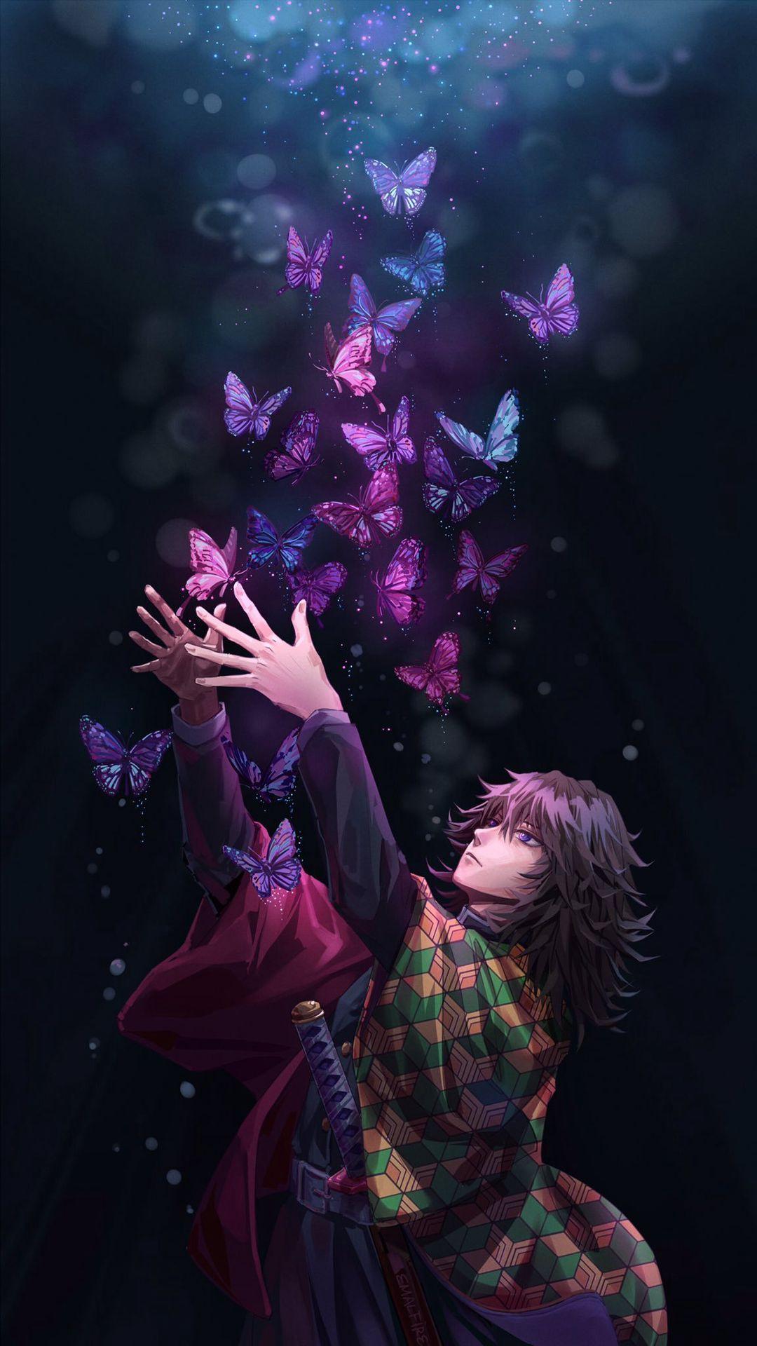 Kimetsu No Yaiba {Comics & Doujinshis} |PT I| ~English~ - Giyuu X Shinobu |Butterfly|