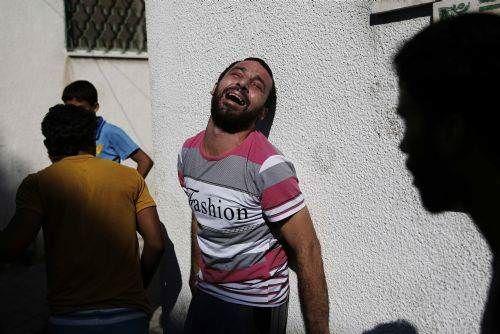 Kanlı İsrail vahşeti