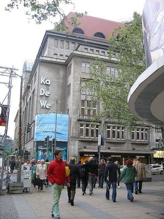 Ka De We Department Store Berlin Germany Awesome Shopping Berlin Germany Germany Potsdam Germany
