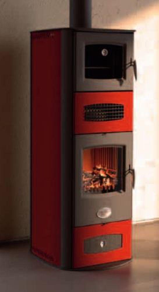Stufa a legna gancio fino al forno