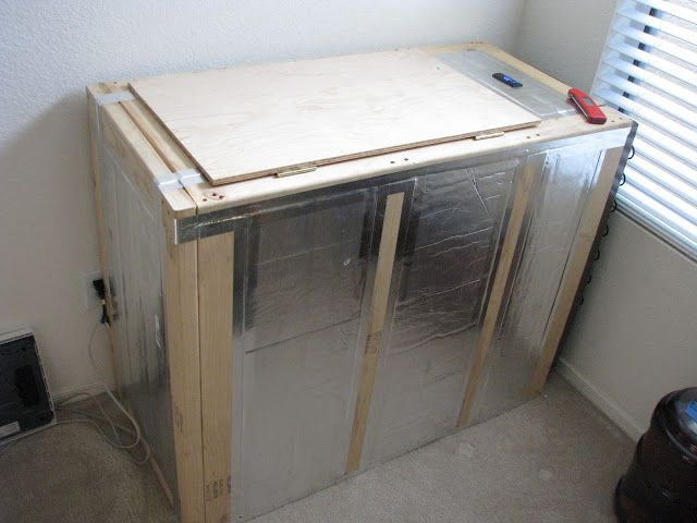 Fermentation Chamber Build Home Brewing Equipment Home Brewing Beer Brewing Equipment