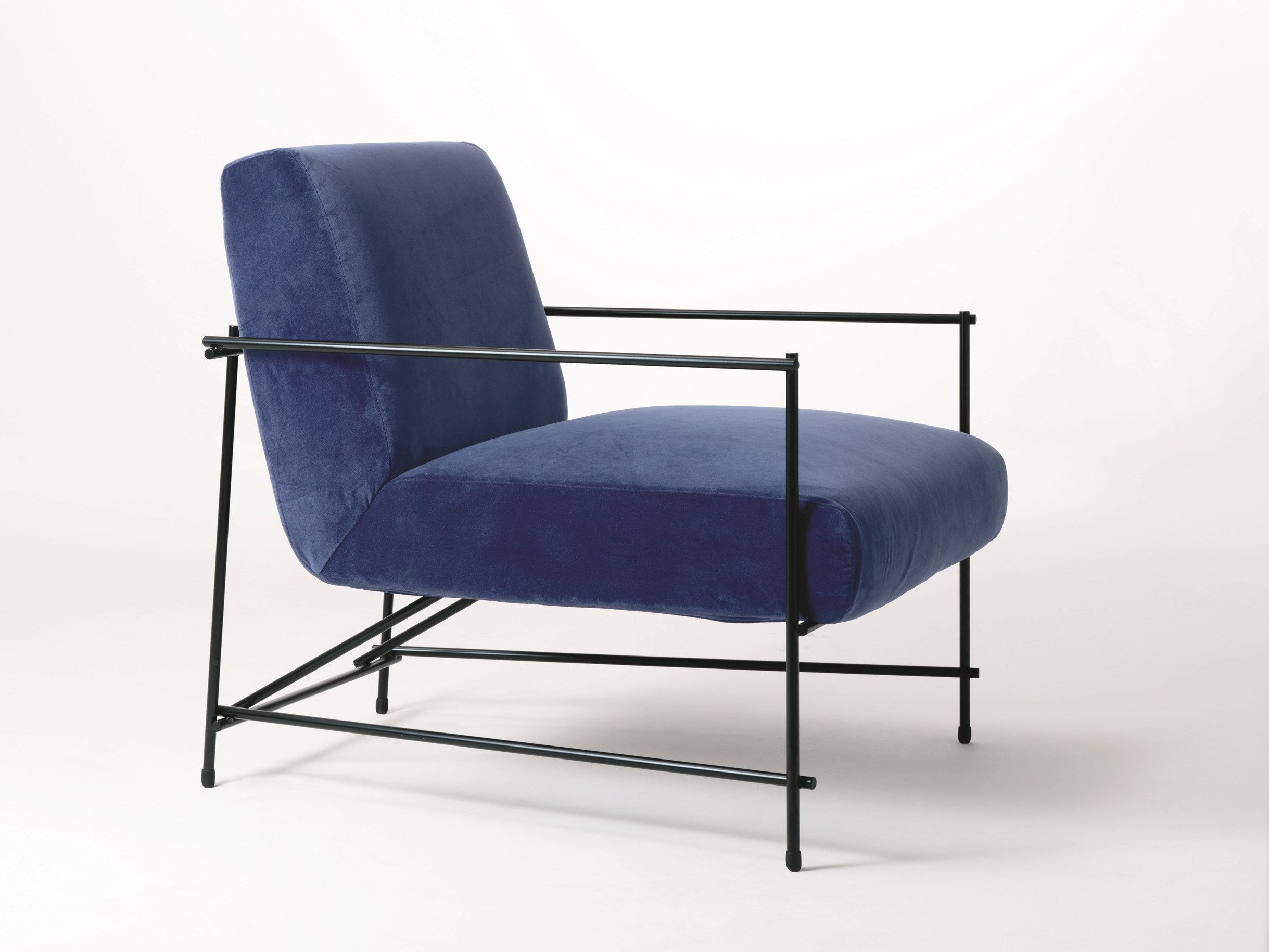 Fabric Armchair With Armrests KYO By Ditre Italia Design Stefano Spessotto,  Lorella Agnoletto