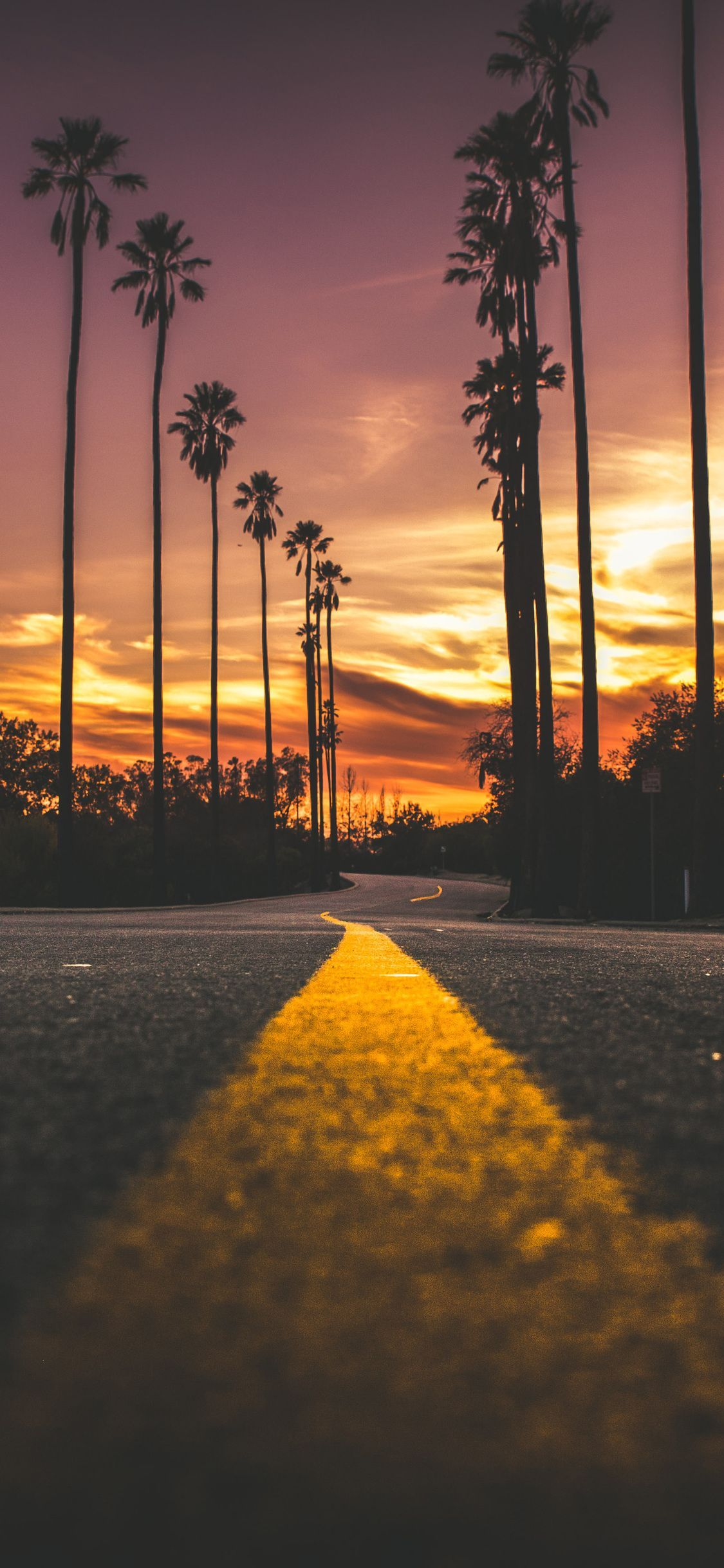 45 City Sunset Iphone Wallpapers Download At Wallpaperbro Sunset Wallpaper Scenery Improve Photography