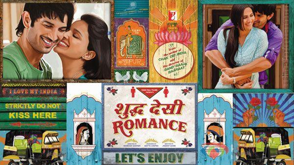 Shuddh Desi Romance Hindi 720p Dvdrip Torrent