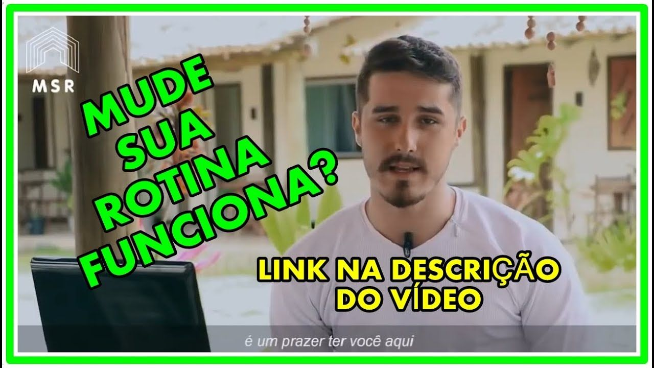Mude sua rotina marketing digital login