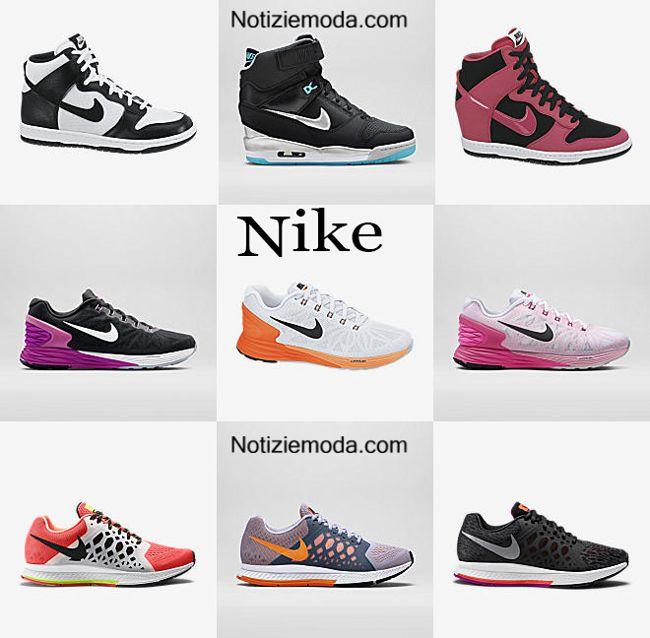 huge selection of fb8fc 82a53 Donna 2015 Ultimi Moda Arrivi Estate Primavera Nike Scarpe n