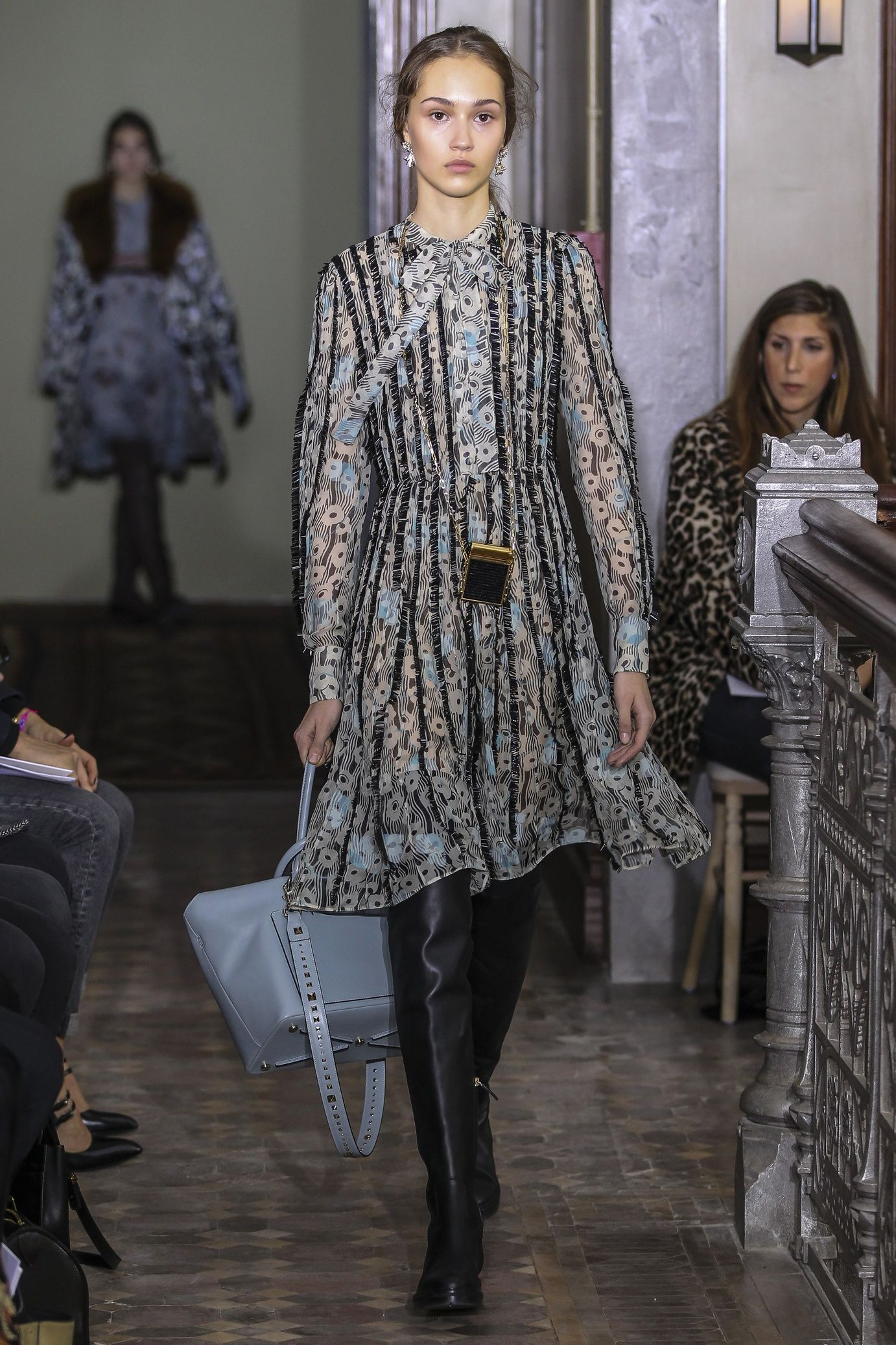 Collection autumn winter 2017-2018 by Valentino 78