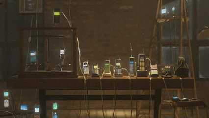 Here's what happens when you put together an orchestra of 30 cell phones and 4 pagers from the past 30 years