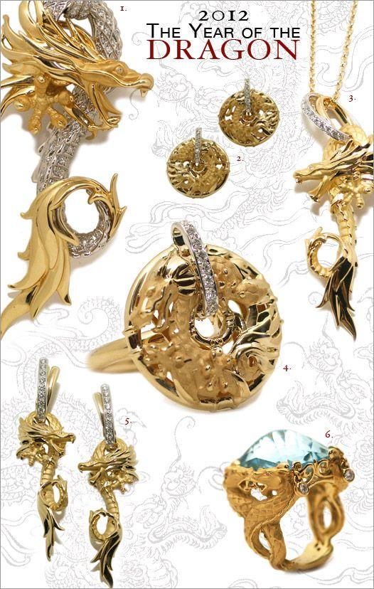 Dragon Jewelry Carrera Y Carrera Carrera y Carrera Jewelry