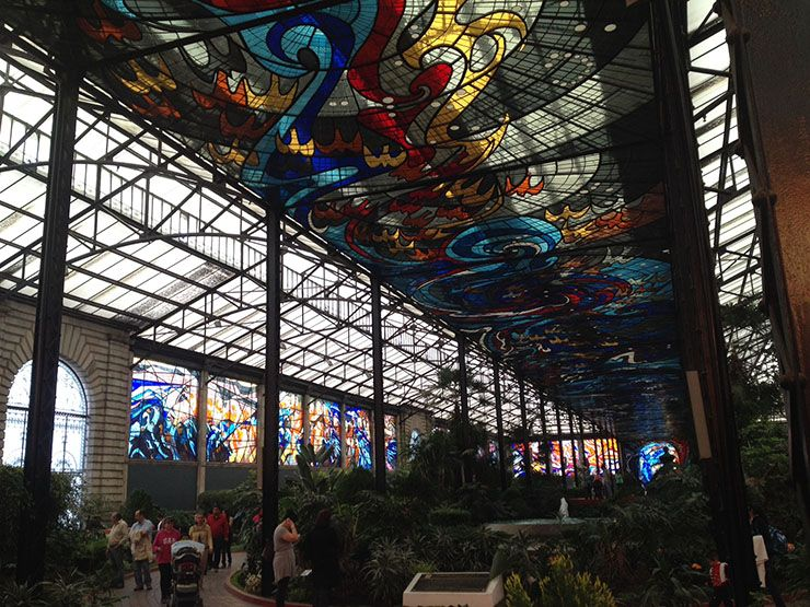 ¡Visita #Toluca y admira el increíble #Cosmovitral del Jardín Botánico!
