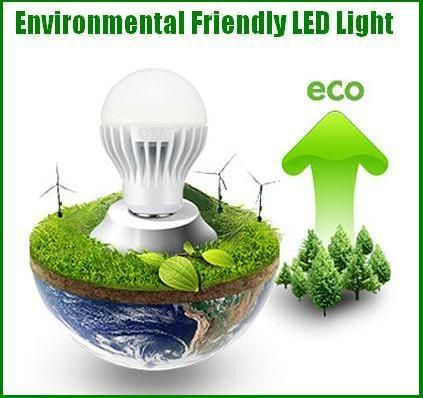 LED Home Lighting – light up your house in an environmental friendly way!