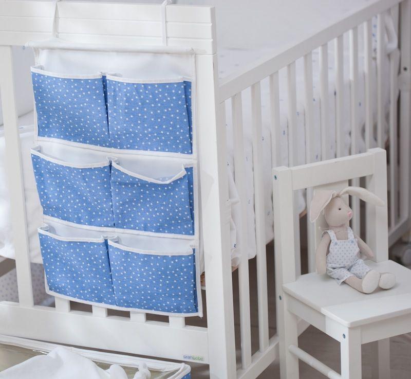 Molde para bolsillero de cuna proyectos que debo intentar pinterest molde bebe y beb - Organizador de cuna ...