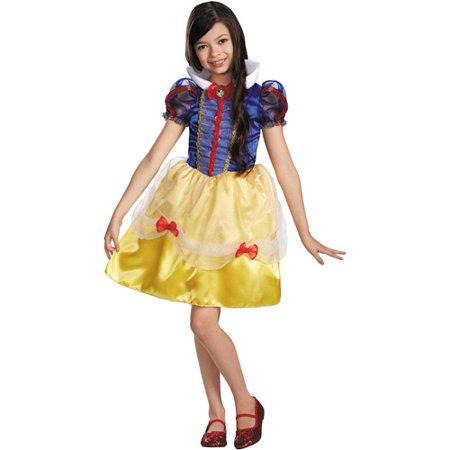 Disney Princess Snow White Sparkle Classic Child Costume