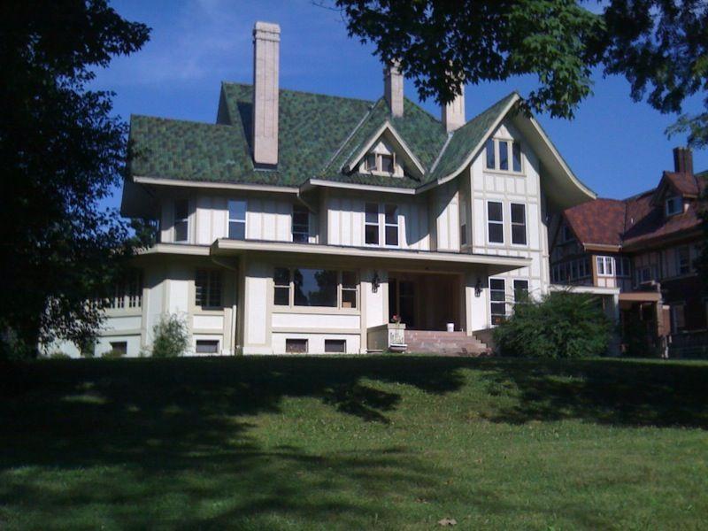 Staley Mansion Decatur Illinois