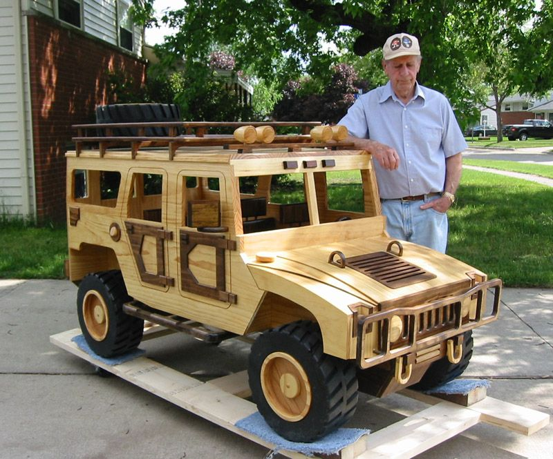 Woodworking projects that sell mechanical wooden projectschuck carro tipo jeep encuentra este pin y muchos ms en do it yourself solutioingenieria Gallery
